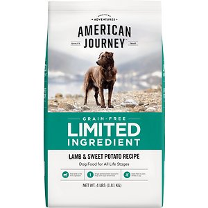 American Journey Limited Ingredient Lamb & Sweet Potato Recipe Grain-Free Dry Dog Food