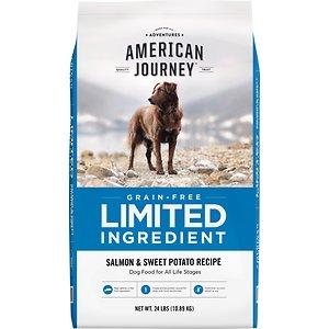 American Journey Limited Ingredient Salmon & Sweet Potato Recipe Grain-Free Dry Dog Food