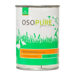 Artemis Osopure Grain-Free Duck in Gravy Canned Dog Food