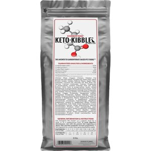 Ketogenic Pet Food Keto Kibble Dog & Cat Dry Food