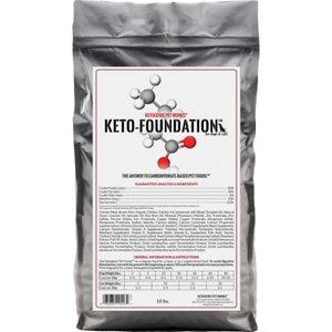 Ketogenic Pet Food Keto Foundation Dog & Cat Dry Food