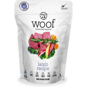 The New Zealand Natural Pet Food Co. Woof Lamb Recipe Grain-Free Freeze-Dried Dog Food