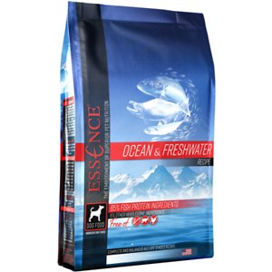 Essence Ocean & Freshwater Recipe Grain-Free Dry Dog Food