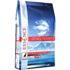 Essence Ocean & Freshwater Recipe Grain-Free Dry Cat Food
