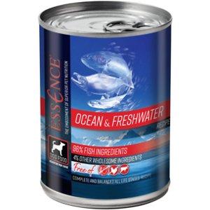 Essence Ocean & Freshwater Recipe Wet Dog Food