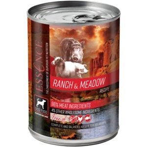 Essence Ranch & Meadow Recipe Wet Dog Food