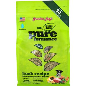 Grandma Lucy's Pureformance Lamb Grain-Free Freeze-Dried Dog Food