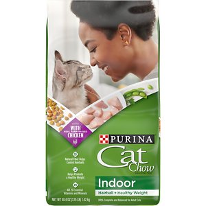 Cat Chow Indoor Hairball & Healthy Weight Dry Cat Food