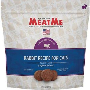 MeatMe Rabbit Recipe Raw Frozen Cat Food