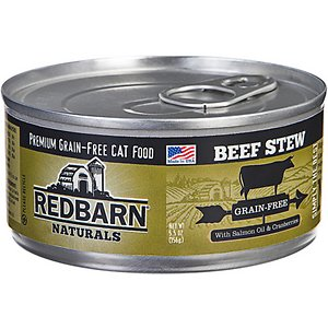 Redbarn Naturals Beef Stew Grain-Free Canned Cat Food