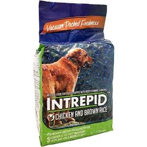 Intrepid Chicken & Brown Rice Dry Dog Food