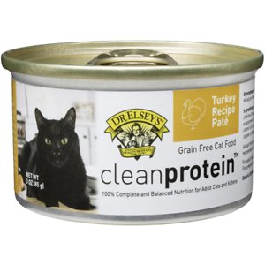 Dr. Elsey's cleanprotein Grain-Free Turkey Recipe Wet Cat Food