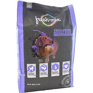 Artemis Fresh Mix Small Breed Adult Formula Dry Dog Food
