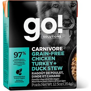 Go! Solutions CARNIVORE Grain-Free Chicken