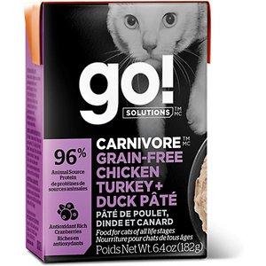Go! Solutions CARNIVORE Grain Free Chicken