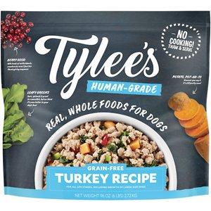 Tylee's Human-Grade Turkey Recipe Frozen Dog Food