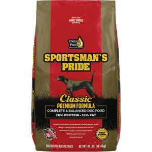 Sportsman's Pride Premium 26/18 Formula Adult Dog Food