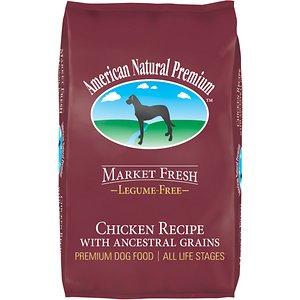 American Natural Premium Market Fresh Chicken Recipe with Ancestral Grains Dry Dog Food